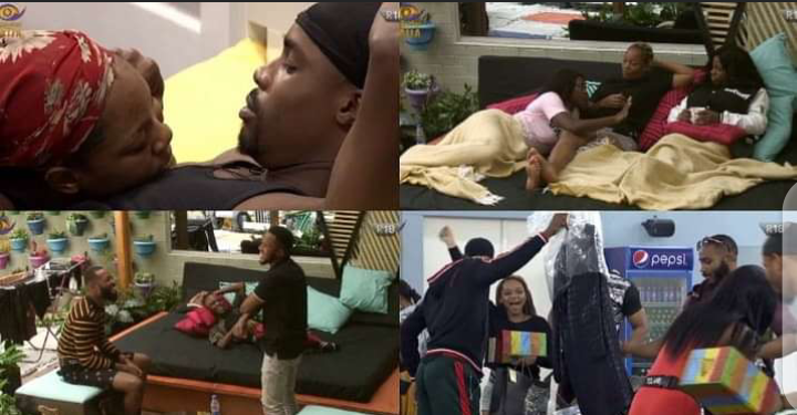 #BBNaija Day 13: The late night confessions, the bants, shooting of shots, eviction fears and lots more