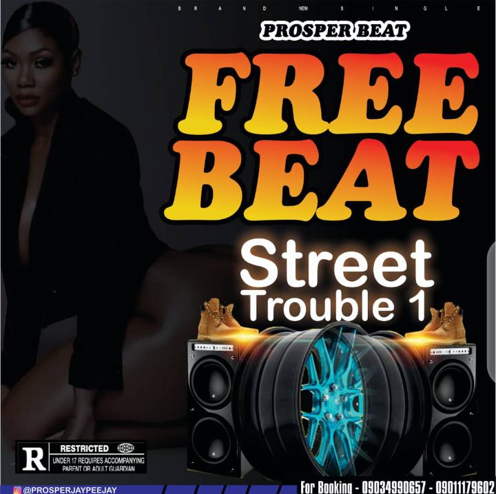 ProsperJay - Street Trouble 1 (FreeBeat)