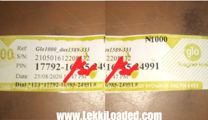 LekkiLoaded Fastest Finger; Recharge Card Give Away
