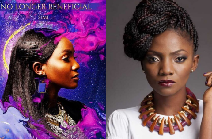 Nigerian Female Songstress Simi to drop new single title No Longer Beneficial